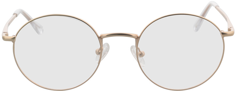 Picture of glasses model Bali-gold in angle 0