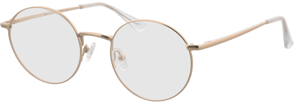 Picture of glasses model Bali-gold in angle 330