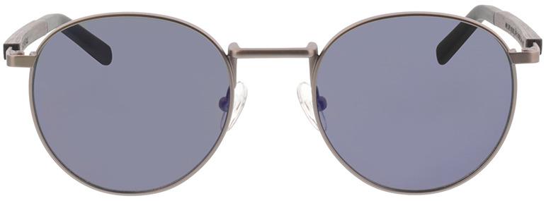 Picture of glasses model TAKE A SHOT Liam Violett: Schwarzes Eichenholz 50-20 in angle 0
