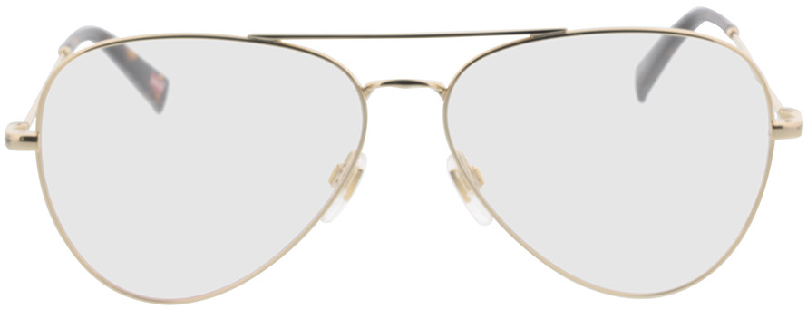 Picture of glasses model Levi's LV 5030 J5G 58-13 in angle 0
