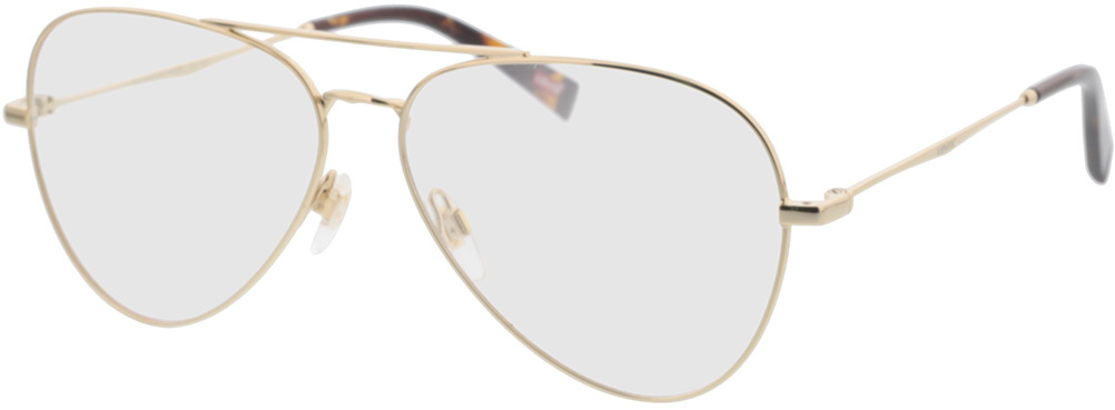 Picture of glasses model Levi's LV 5030 J5G 58-13 in angle 330