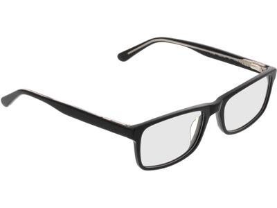 Brille Hastings-schwarz