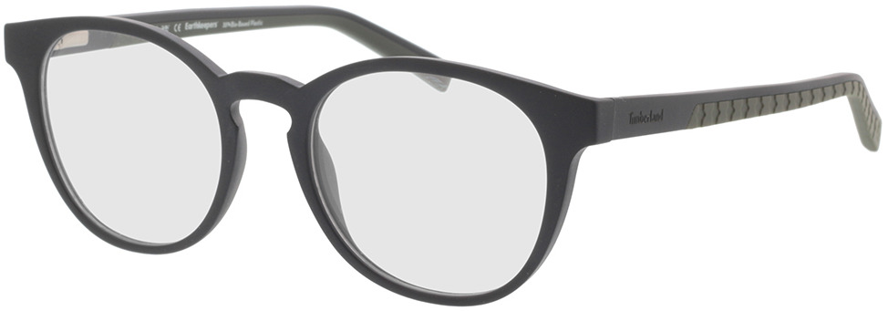 Picture of glasses model Timberland TB1713 002 51 in angle 330