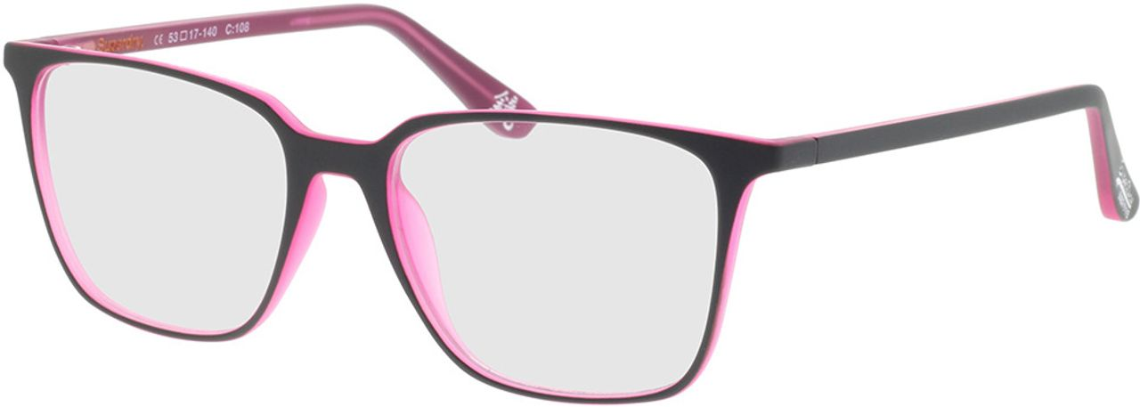 Picture of glasses model Superdry SDO Lexia 108 grey 53-17 in angle 330