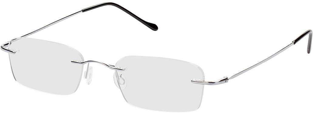 Picture of glasses model Bendigo-silber in angle 330