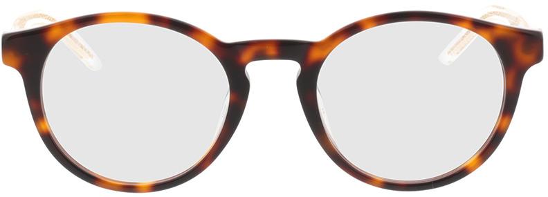 Picture of glasses model Hugo HG 1045 C1H 49-21 in angle 0