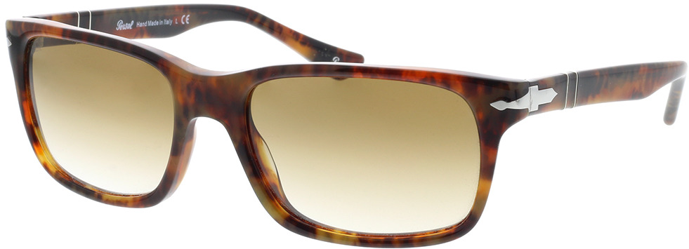 Picture of glasses model Persol PO3048S 108/51 58-19 in angle 330