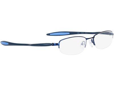 Brille Goulbourn-blau