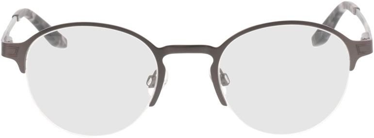 Picture of glasses model Nino-matt anthrazit  in angle 0