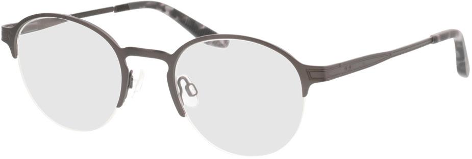 Picture of glasses model Nino-matt anthrazit  in angle 330