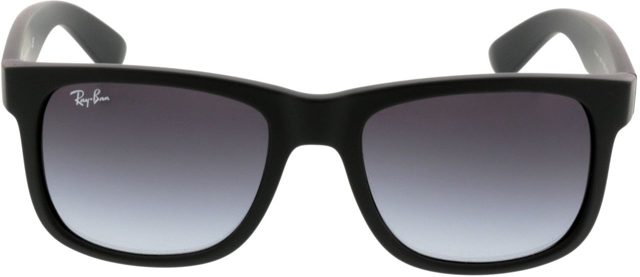 Picture of glasses model Ray-Ban Justin RB4165 601/8G 51-16 in angle 0