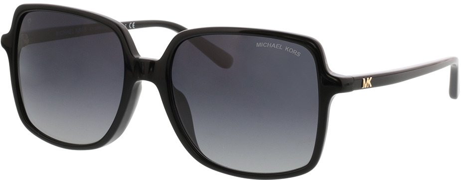 Picture of glasses model Michael Kors Isle Of Palms MK2098U 3781T3 56-17 in angle 330