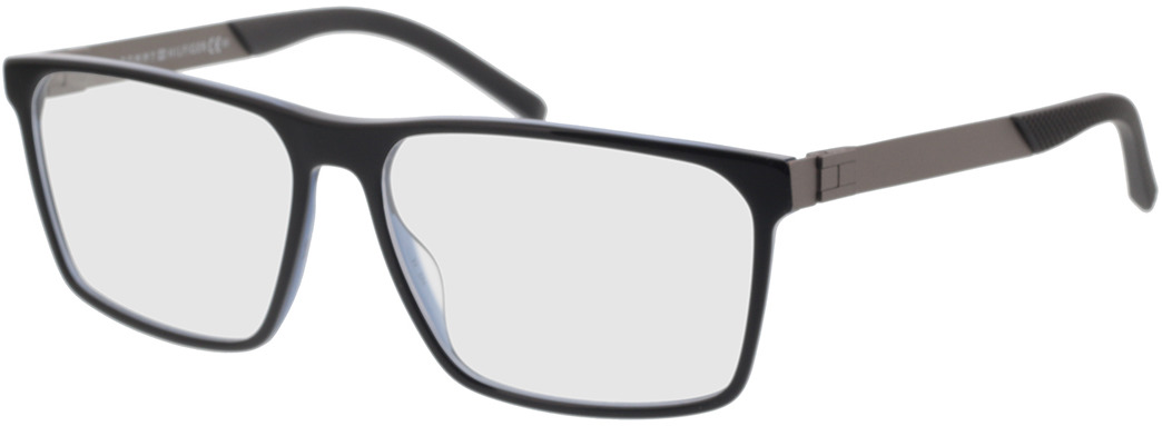 Picture of glasses model Tommy Hilfiger TH 1828 D51 58-15 in angle 330