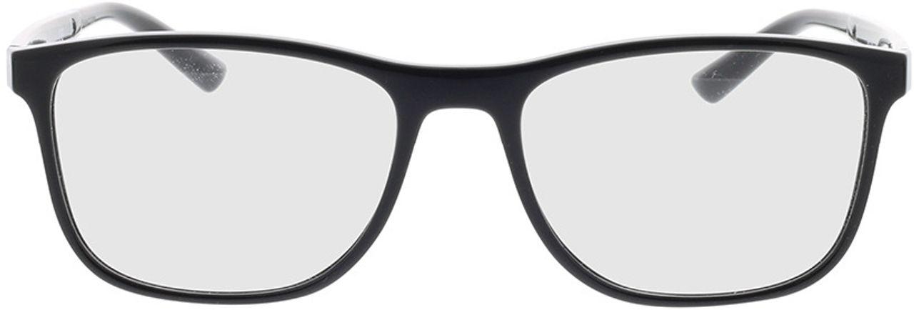 Picture of glasses model Giorgio Armani AR7187 5001 55-18 in angle 0