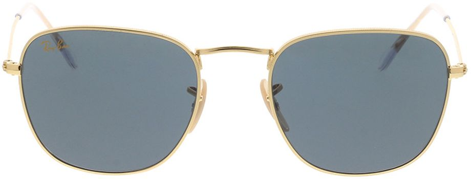 Picture of glasses model Ray-Ban RB3857 9196R5 51-20 in angle 0