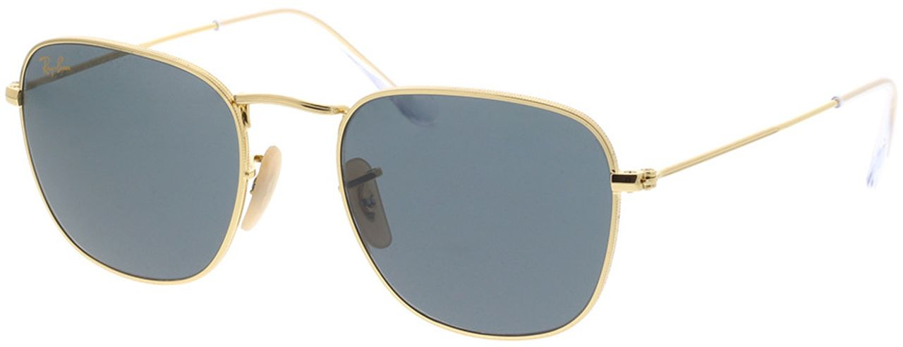 Picture of glasses model Ray-Ban RB3857 9196R5 51-20 in angle 330