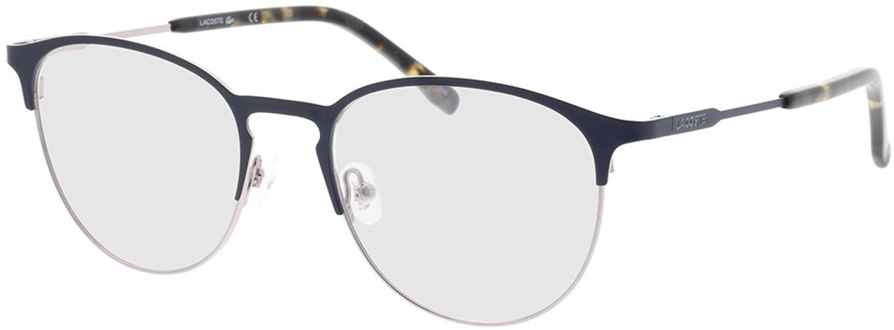Picture of glasses model Lacoste L2251 424 52-18 in angle 330