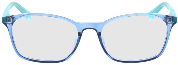 Picture of glasses model Puma PJ0031O-006 49-16 in angle 0