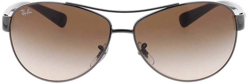 Picture of glasses model Ray-Ban RB 3386 004/13 63-13 in angle 0