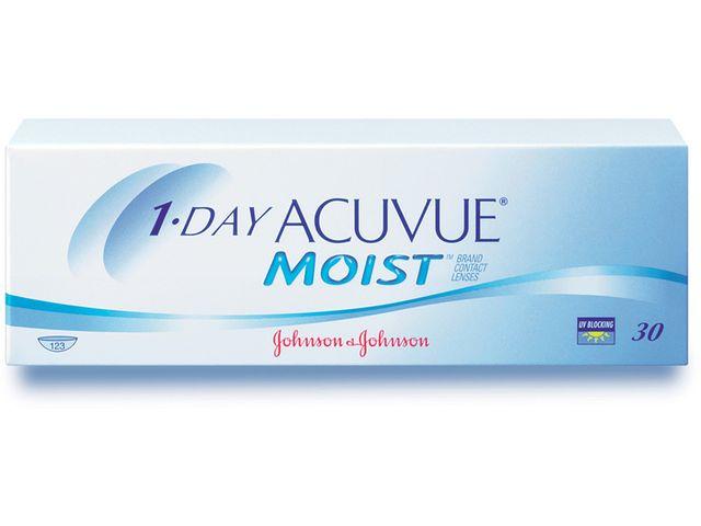 1-Day Acuvue Moist 30er Box