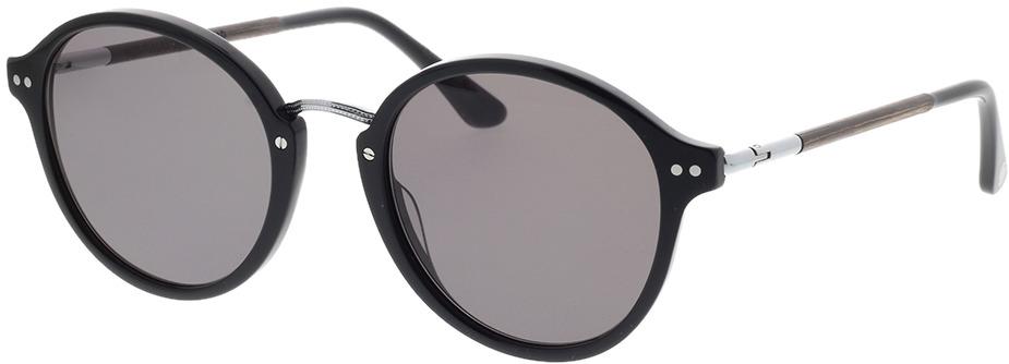 Picture of glasses model Wood Fellas Sunglasses Grünwald curled/black 50-21