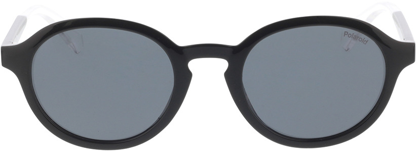 Picture of glasses model Polaroid PLD 2097/S 807 50-22 in angle 0