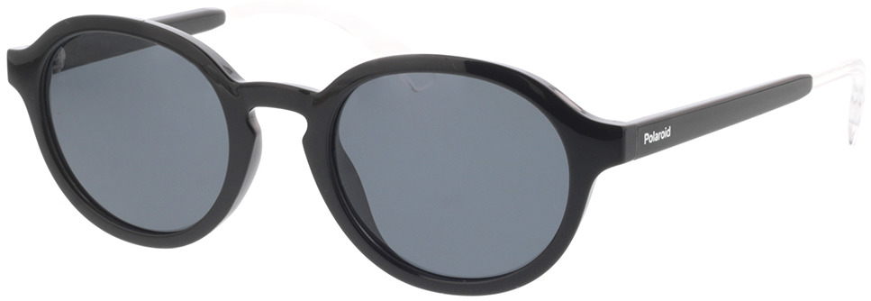 Picture of glasses model Polaroid PLD 2097/S 807 50-22 in angle 330