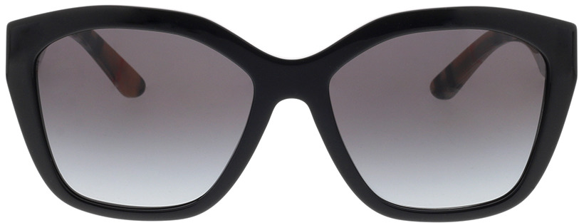 Picture of glasses model Burberry BE4261 37578G 57-17 in angle 0