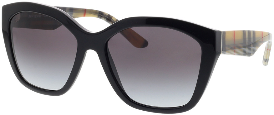 Picture of glasses model Burberry BE4261 37578G 57-17 in angle 330