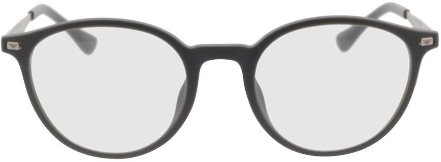Picture of glasses model Emporio Armani EA3188U 5437 51-20 in angle 0