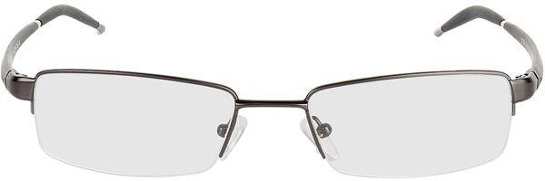Picture of glasses model Brasilia-gun-black in angle 0