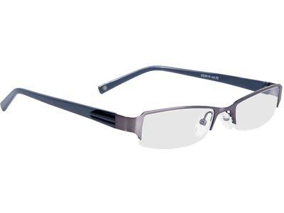 Brille Leon-anthrazit/grau