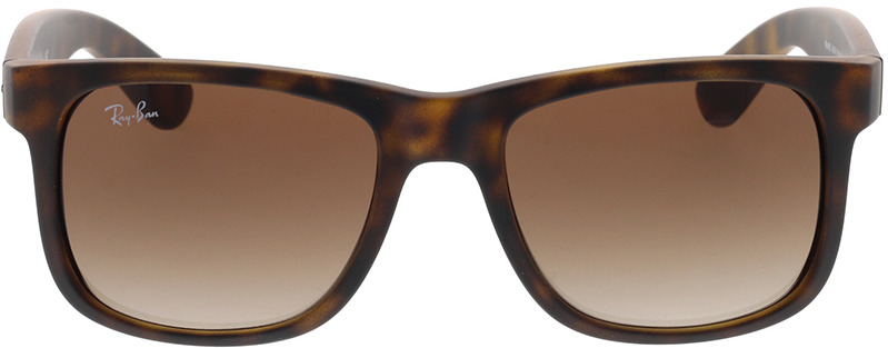 Picture of glasses model Ray-Ban Justin RB 4165 710/13 51-16 in angle 0