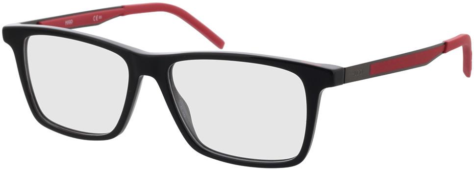 Picture of glasses model Hugo HG 1140 807 53-15 in angle 330