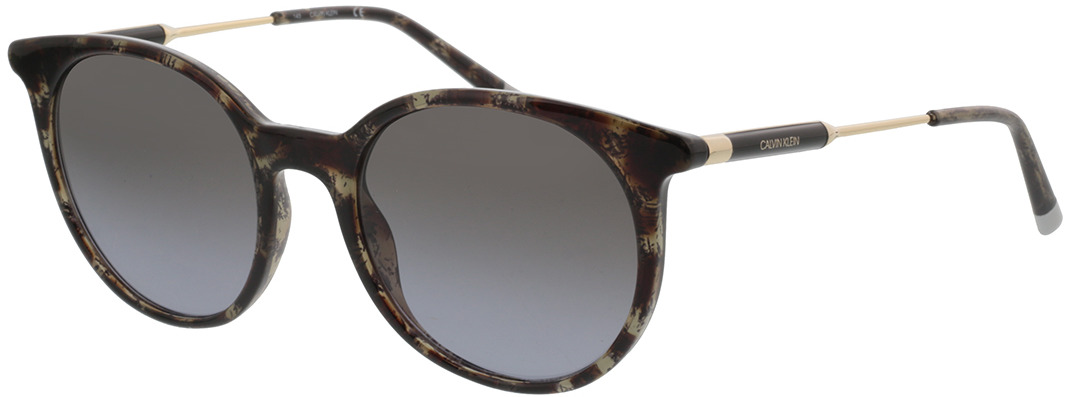 Picture of glasses model Calvin Klein CK3208S 037 54-20 in angle 330