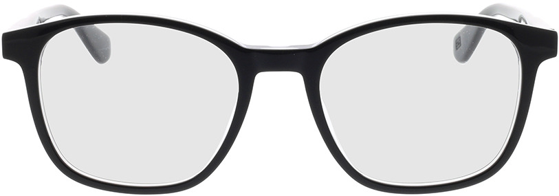 Picture of glasses model Tommy Hilfiger TH 1704 7C5 51-19 in angle 0