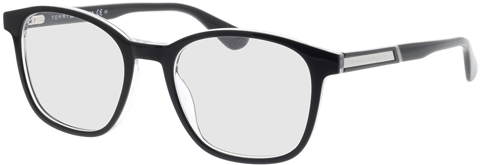 Picture of glasses model Tommy Hilfiger TH 1704 7C5 51-19 in angle 330
