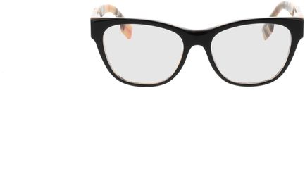 Picture of glasses model Burberry BE2301 3806 53-16 in angle 0