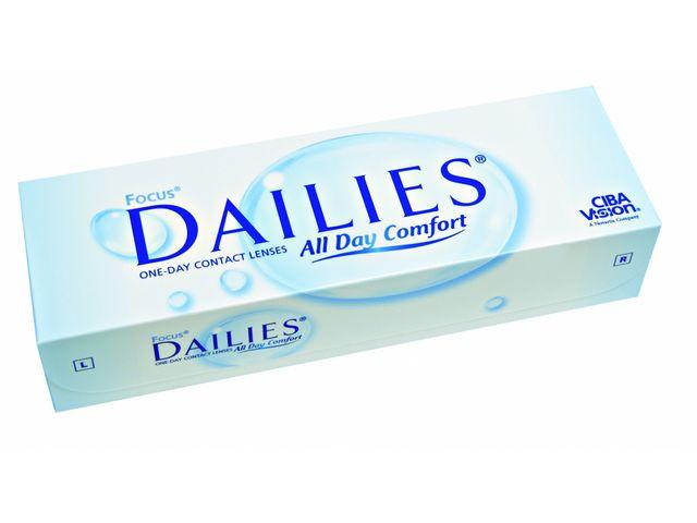 Focus Dailies 30er Box