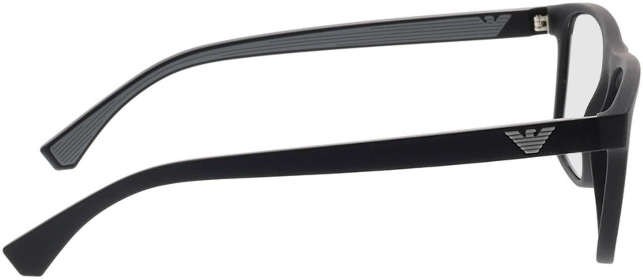 Picture of glasses model Emporio Armani EA3159 5042 55-18 in angle 90