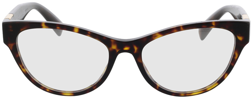 Picture of glasses model Versace VE3296 108 54-17 in angle 0