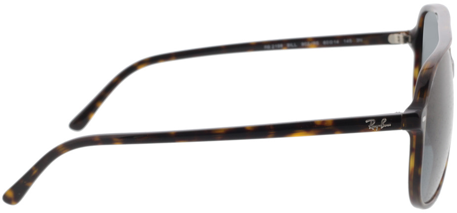 Picture of glasses model Ray-Ban RB2198 902/R5 60-14 in angle 90