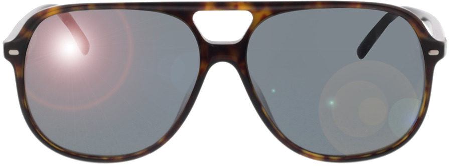 Picture of glasses model Ray-Ban RB2198 902/R5 60-14 in angle 0