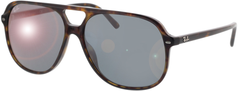 Picture of glasses model Ray-Ban RB2198 902/R5 60-14 in angle 330