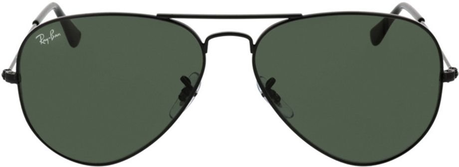 Picture of glasses model Ray-Ban Aviator RB3025 L2823 58-14 in angle 0