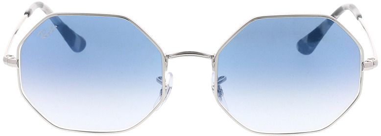 Picture of glasses model Ray-Ban RB1972 91493F 54-19 in angle 0