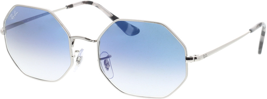 Picture of glasses model Ray-Ban RB1972 91493F 54-19 in angle 330
