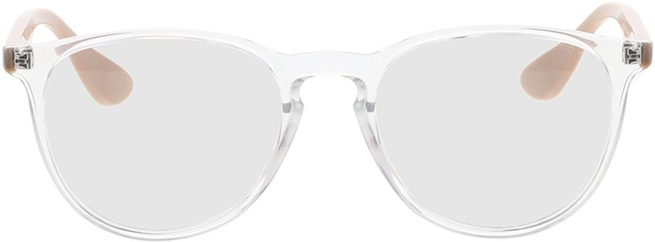 Picture of glasses model Ray-Ban RX7046 5953 51-18 in angle 0