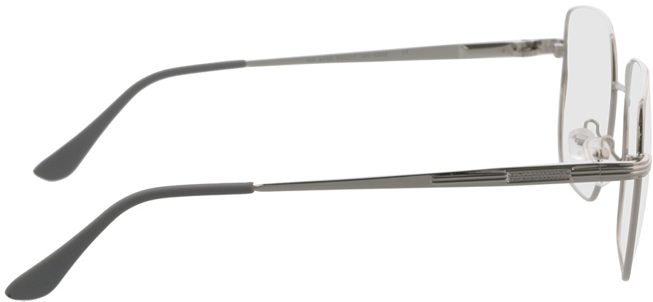 Picture of glasses model Rosedale-silber in angle 90