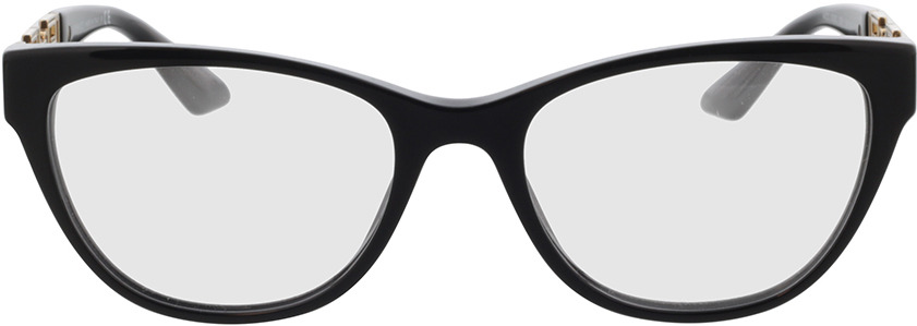 Picture of glasses model Versace VE3292 GB1 54-18 in angle 0